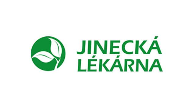 Jinecká lékárna - logo