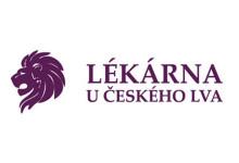 Lékárna U Českého lva - logo